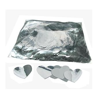 MAGICFX  Confeti Metalizate Inimi Ø55mm, 1kg #2