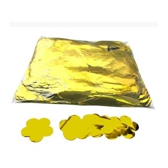 MAGICFX  Confeti Metalizate Flori Ø55mm, 1kg