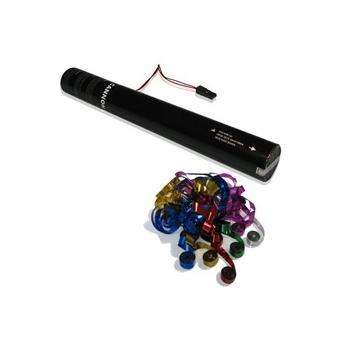 MAGICFX  Tun Electric Streamers Metalizate, 50cm, Diverse Culori