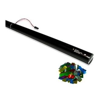 MAGICFX  Tun Electric PRO Confeti Metalizate, 80cm, Diverse Culori