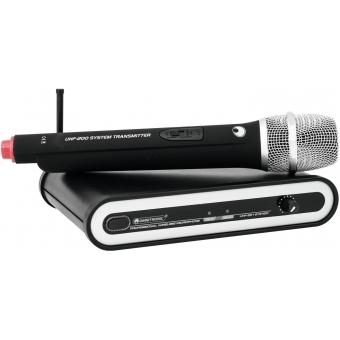 OMNITRONIC UHF-201 Wireless Mic System 863.010MHz