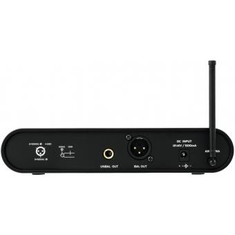 OMNITRONIC UHF-201 Wireless Mic System 864.990MHz #3