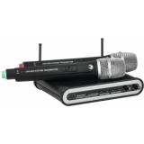 OMNITRONIC UHF-202 Wireless Mic System 863.01+864.3MHz