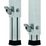 GUIL PTA-442/60-100 Telescopic foot