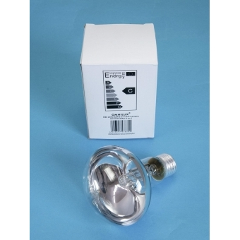 OMNILUX R80 230V/42W E-27 clear halogen