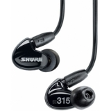 Casti in-ear SHURE SE315 - CL/BL