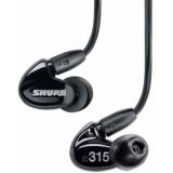 Casti in-ear SHURE SE315 - CL/BL