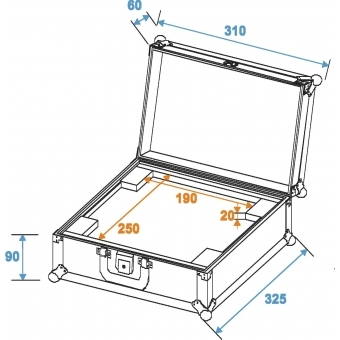 ROADINGER Case for Tablets up to 190x245x20mm #2