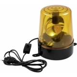 EUROLITE Police Light DE-1 yellow