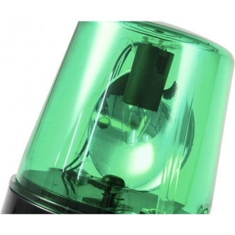 EUROLITE Police Light DE-1 green #4