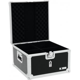 ROADINGER Flightcase EPS-56 4x PAR-56 Spot short #2
