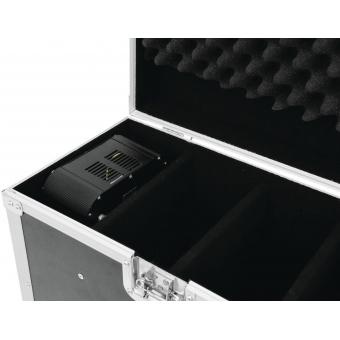 ROADINGER Flightcase EC-SL4M 4x SLS size M #7
