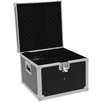 ROADINGER Flightcase EP-64 4x PAR-64 Spot short #3