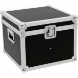 ROADINGER Flightcase EP-64 4x PAR-64 Spot short