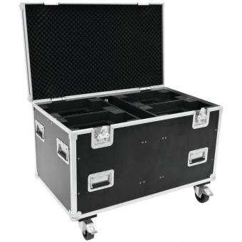 ROADINGER Flightcase 4x DMH-90/150/DMB-160/PLB-230 #3