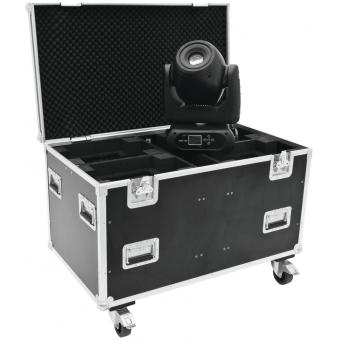 ROADINGER Flightcase 4x DMH-90/150/DMB-160/PLB-230 #4