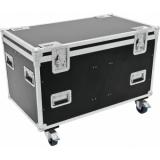 ROADINGER Flightcase 4x DMH-90/150/DMB-160/PLB-230