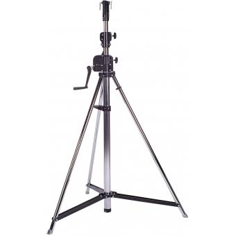 EUROLITE STW-370S Winch-driven Stand 370cm Steel #2