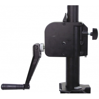 EUROLITE STW-370S Winch-driven Stand 370cm Steel #5