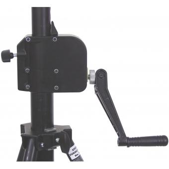 EUROLITE STW-370S Winch-driven Stand 370cm Steel #6