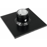 ALUTRUSS SINGLELOCK Base Plate SBPB(square) black
