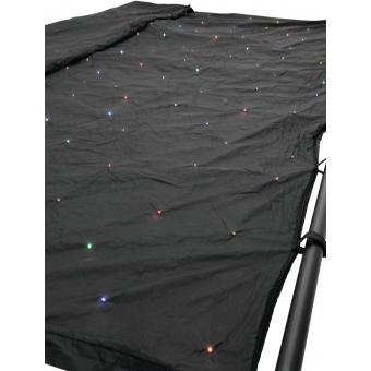 EUROLITE CRT-190 LED-Curtain 6x4m #2