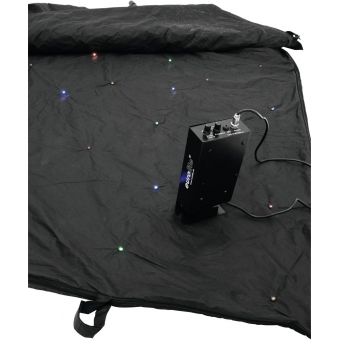 EUROLITE CRT-190 LED-Curtain 6x4m #3