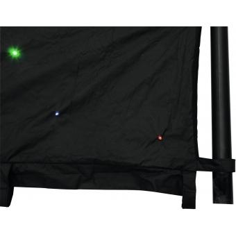 EUROLITE CRT-190 LED-Curtain 6x4m #4