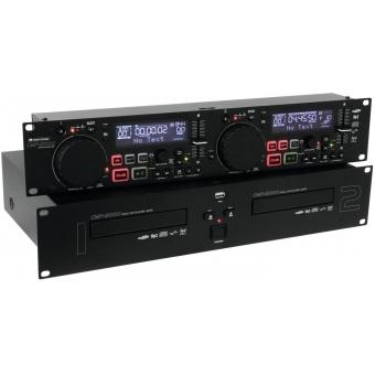 OMNITRONIC CMP-2000 Dual CD/MP3 Player #2
