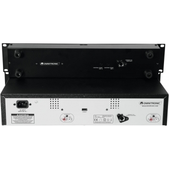 OMNITRONIC CMP-2000 Dual CD/MP3 Player #3