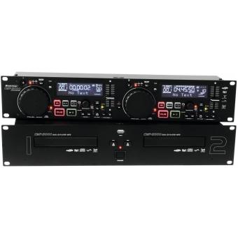 OMNITRONIC CMP-2000 Dual CD/MP3 Player #4