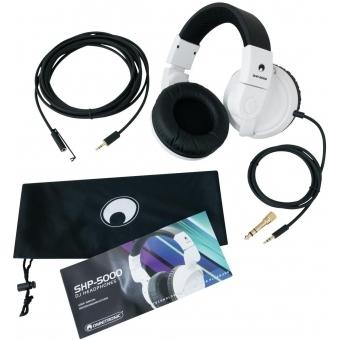 OMNITRONIC SHP-5000 DJ Headphones #5