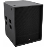 PSSO CLA-118 LINE ARRAY Floor Subwoofer