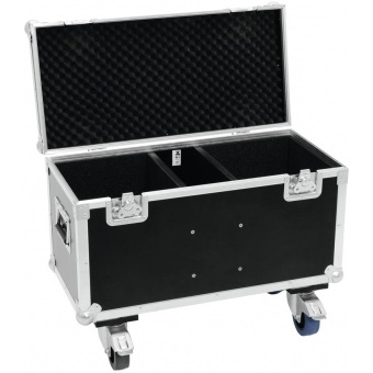 ROADINGER Flightcase 2x TMH-30/40/60 with wheels #9