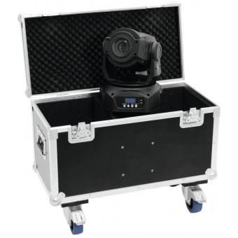 ROADINGER Flightcase 2x TMH-30/40/60 with wheels #4
