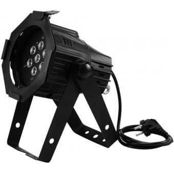 EUROLITE LED ML-30 UV 7x1W 12° RC