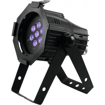 EUROLITE LED ML-30 UV 7x1W 12° RC #5