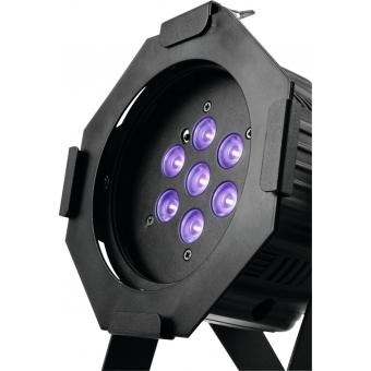 EUROLITE LED ML-30 UV 7x1W 12° RC #6