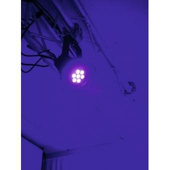 EUROLITE LED ML-30 UV 7x1W 12° RC #8