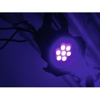 EUROLITE LED ML-30 UV 7x1W 12° RC #11