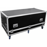 ROADINGER Flightcase 2x CLA-115