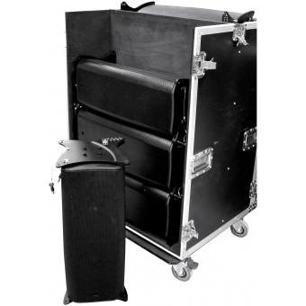 ROADINGER Flightcase 8x CLA-228 #4