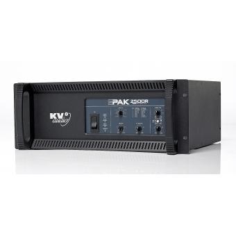 EPAK2500R - Dispozitiv de control pentru sistemele ES-montabil pe rack