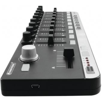OMNITRONIC FAD-9 MIDI Controller #3