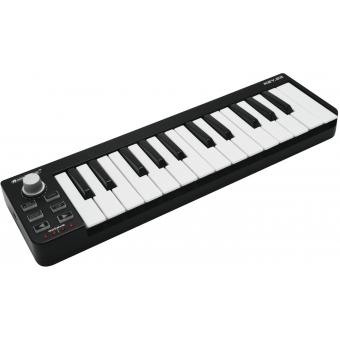 OMNITRONIC KEY-25 MIDI Controller