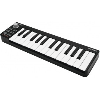OMNITRONIC KEY-25 MIDI Controller #2
