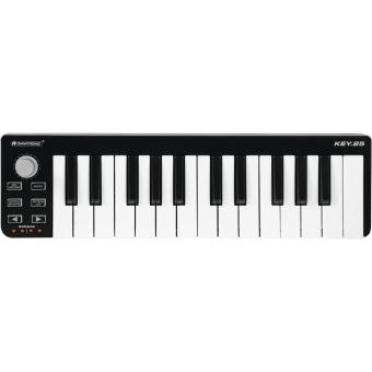 OMNITRONIC KEY-25 MIDI Controller #3