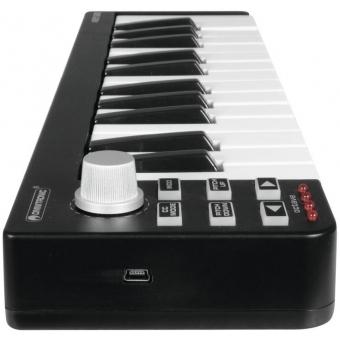 OMNITRONIC KEY-25 MIDI Controller #4