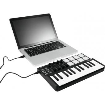 OMNITRONIC KEY-288 MIDI Controller #4