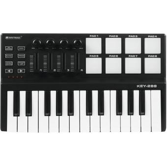 OMNITRONIC KEY-288 MIDI Controller #5